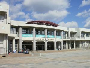 いわき市立中央台南中学校